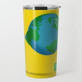 Don't Blow It Travel Mug