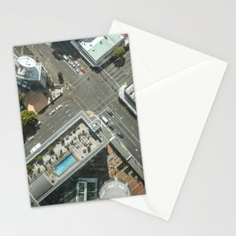 Sky Tower View Stationery Cards