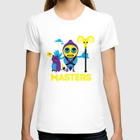 skeletor T-shirts featuring SKELETOR by Maioriz Home