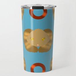 Wealth Bunny Travel Mug