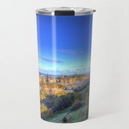 Edinburgh City View Travel Mug