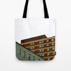 Sunday Symmetry Tote Bag