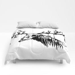 Wendigo by zombiecraig. Comforters