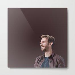 Dan Stevens 6 Metal Print