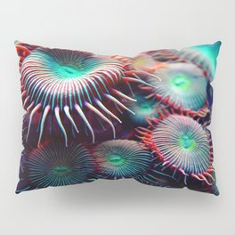 Anemonsters Pillow Sham