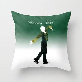 Shoma Uno - Turandot Throw Pillow