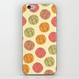 Concha Pattern iPhone Skin