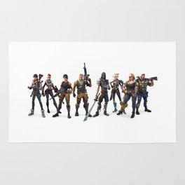 gamer design for online gamers Rug