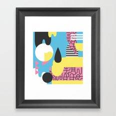 Flumesia Framed Art Print