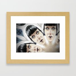 Kaleidoscope P10 Framed Art Print