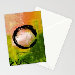 Enso No.MM13I by Kathy Morton Stanion Stationery Cards