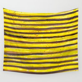BUMBLE BEE SWIRL Wall Tapestry