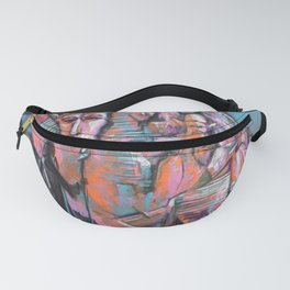 Approaching the City of Shadows Fanny Pack