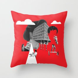 A Champion Is Made Every Minute Throw Pillow