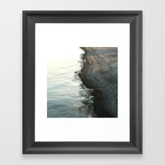 Modern Consumption Framed Art Print
