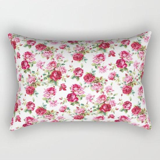 S/S 17 Spring Summer Trend Pattern Rectangular Pillow