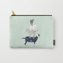 Goat Stack Carry-All Pouch