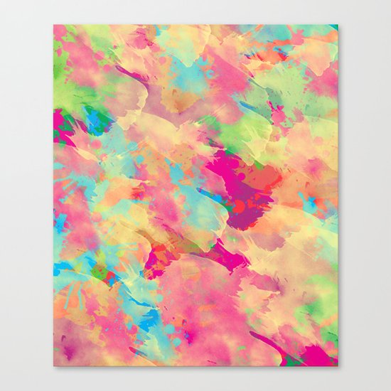 Abstract 40 Canvas Print