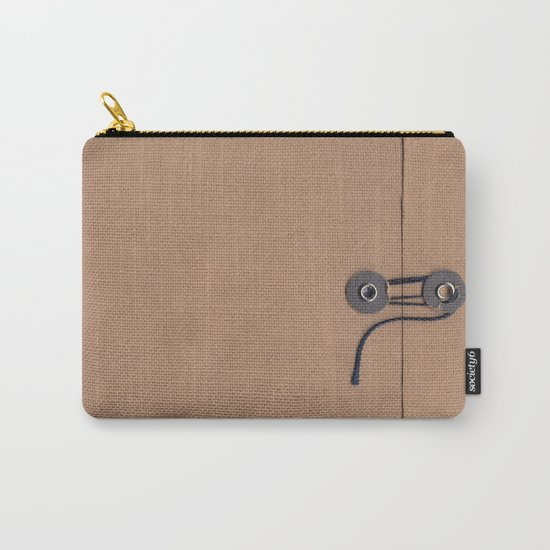 Camo Series - kraft envelope Carry-All Pouch