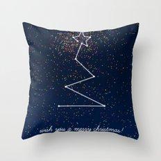 wish tree Throw Pillow