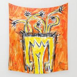 Za Videdí by Johnny Otto Wall Tapestry