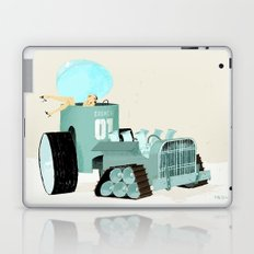 Karen form Chicks & Wheels Laptop & iPad Skin