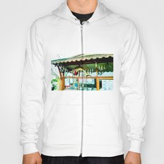 Pretty storefront. Hoody