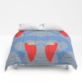 Butterfly .dandy Comforters