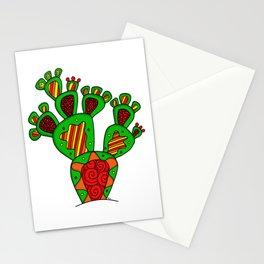 Nopales de la Vida Stationery Cards