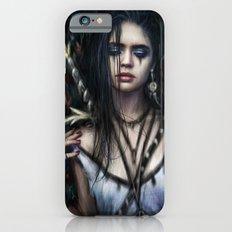 In the Rose Garden Slim Case iPhone 6s
