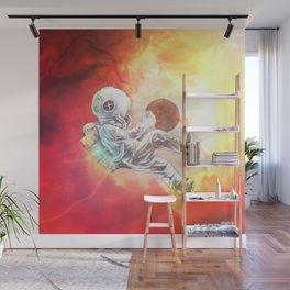 Astrona~uterus Wall Mural