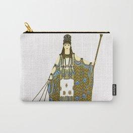 "Art Deco Design ""Hera"" Carry-All Pouch"