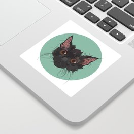 Sasha Sticker