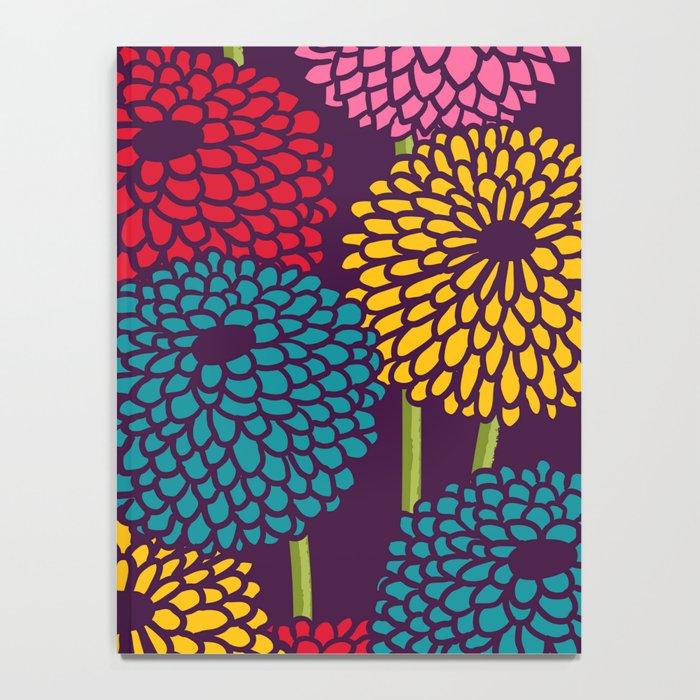 Full of Chrysanth Notebook