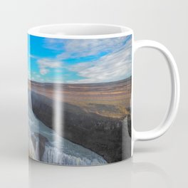Gulfoss. Coffee Mug