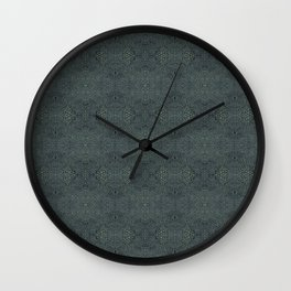 SNAKESKIN-LIKE Wall Clock