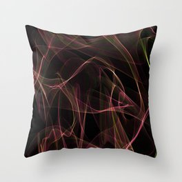 Summer lines 24 Throw Pillow