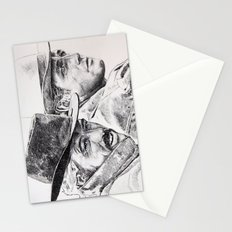 butch cassidy and the sundance kid Stationery Cards