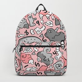 PLAYTIME_PINK Backpack