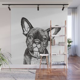 Frenchy is Your Friend Wall Mural