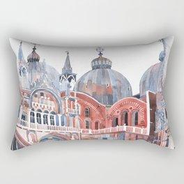 Basilica San Marco, Venezia Rectangular Pillow
