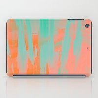 carousel iPad Cases featuring Carousel by Denise Medina