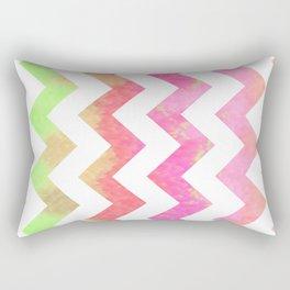 Chevron Bonbon Rectangular Pillow