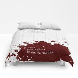 Grey Warden--Dragon Age Comforters