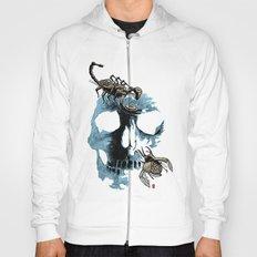 Skull three Hoody