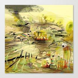 rubicon. Canvas Print
