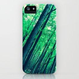 Spring Vertigo iPhone Case