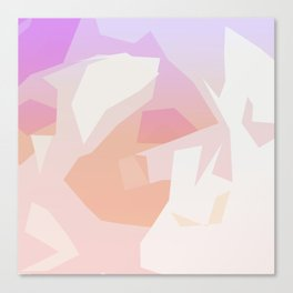 beau abstract 3 Canvas Print