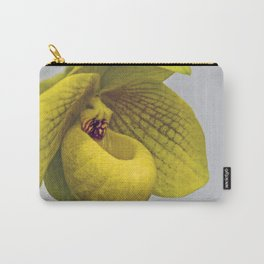 Paphiopedilum Orchid Carry-All Pouch