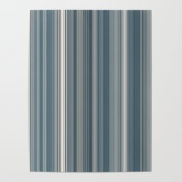 Scanline | Ocean 486 Poster
